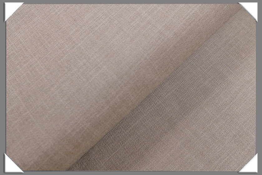 Tan Vegan Sharkskin Fabric