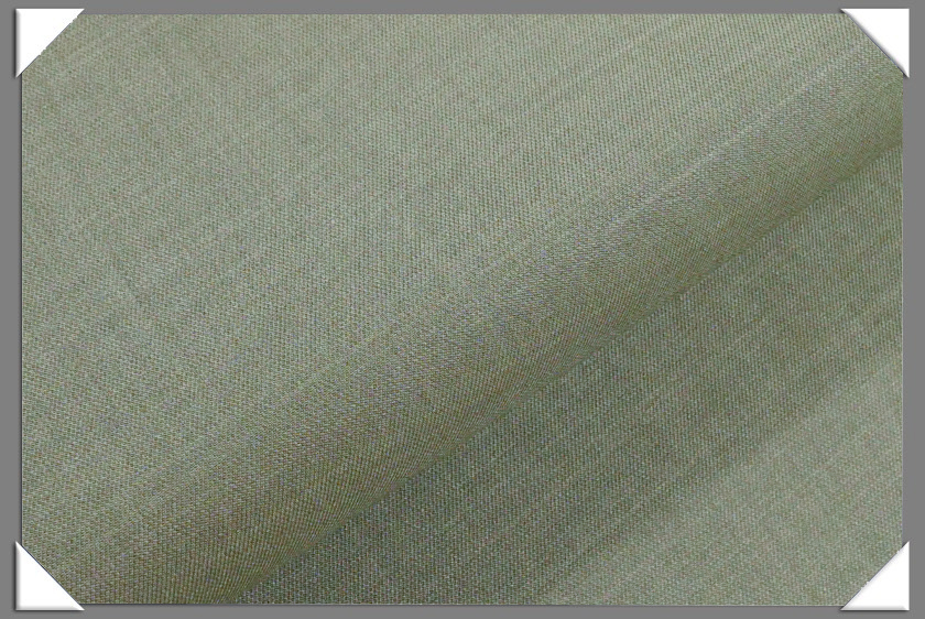 Sage Vegan Sharkskin Fabric