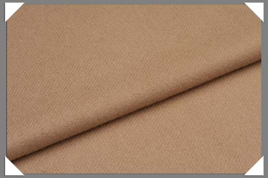 Camel Flannel Fabric