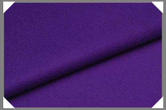 Royal Purple Flannel Fabric