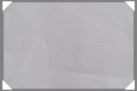 White Broadcloth Fabric