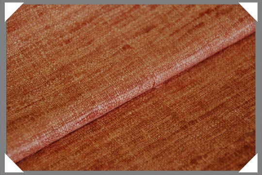 Rust Matka Fabric