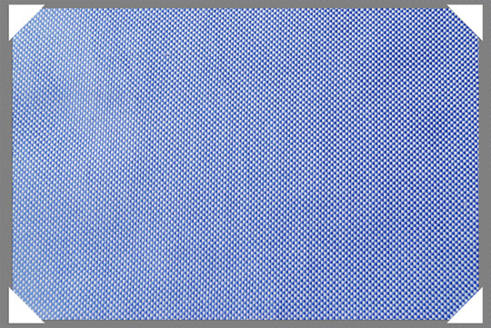 Medium Blue Oxford Fabric