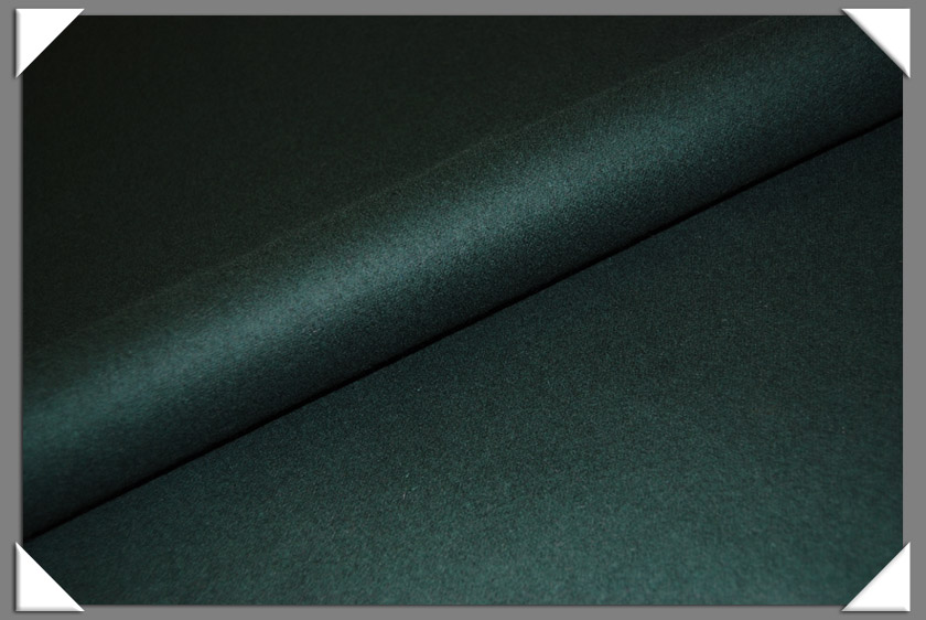 Hunter Wool/Nylon Melton Fabric