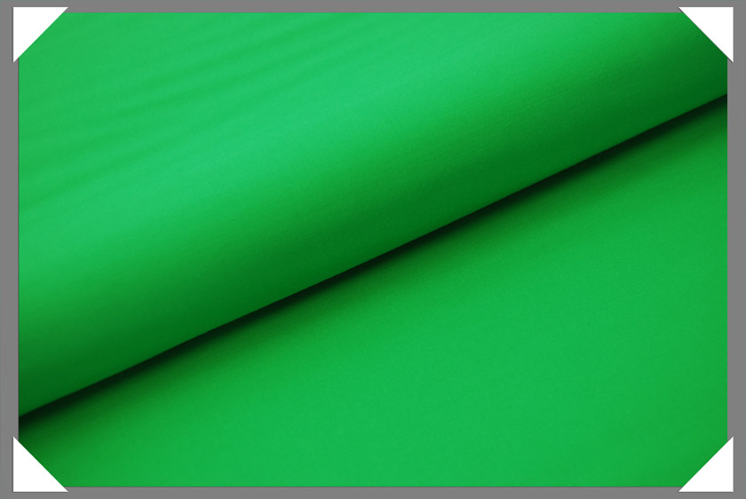 Irish Green Gabardine Fabric