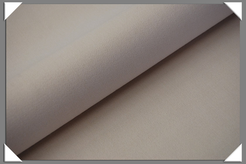 White Crepe Fabric