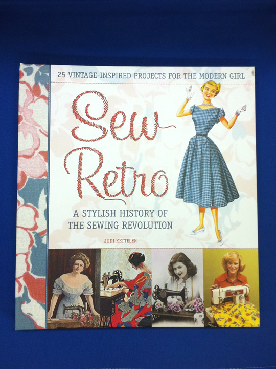 Sew Retro Book