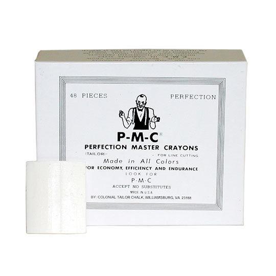 PMC Regular Tailor's Wax Crayons