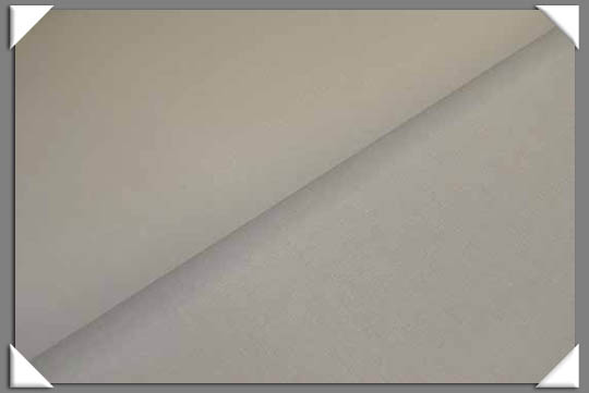 White Heavy Weight Collar Interfacing - Fusible