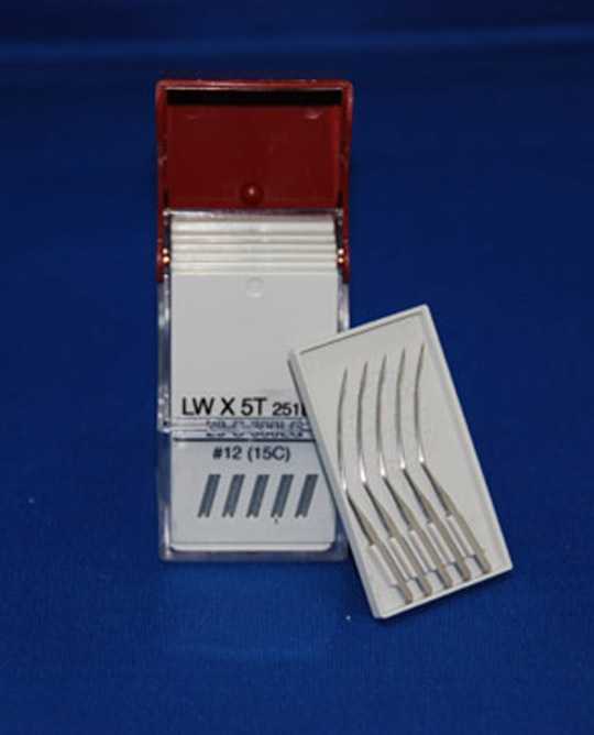 Blindstitch Machine Needles