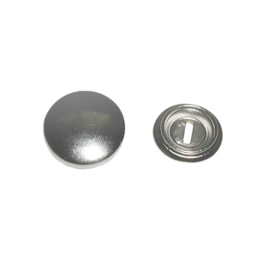 Standard Half Ball Uncovered Buttons