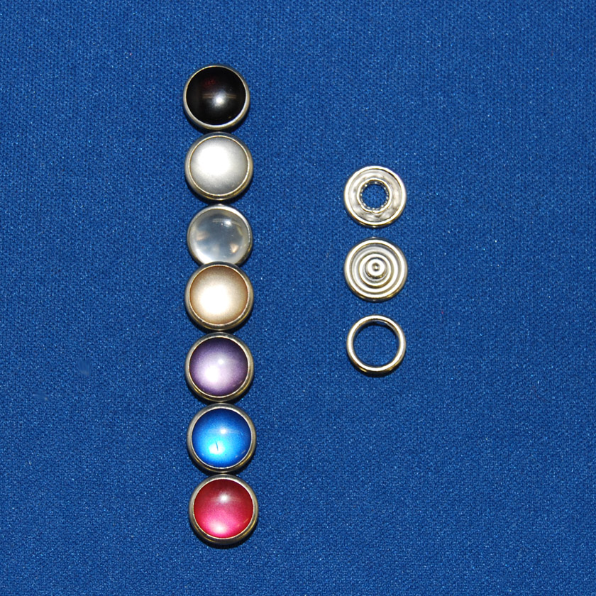 Western Snap Pearl Buttons
