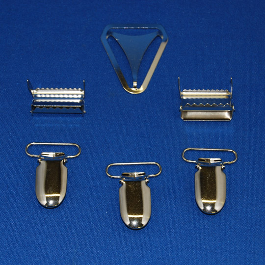 Suspender Set w/Leg Adjuster