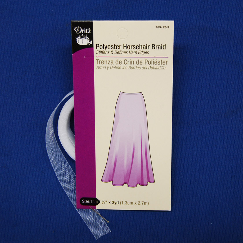 Polyester Horsehair Braid