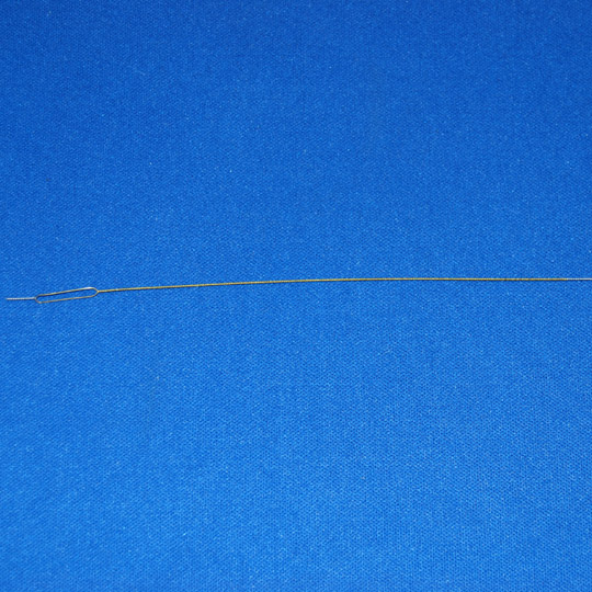 Brass Needle Threading Wire