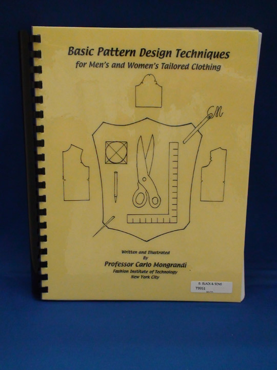 Pattern Making Design Book